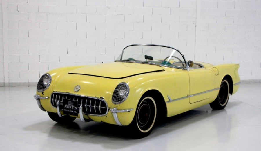 Chevrolet Corvette C1 Classic Car Auction Database