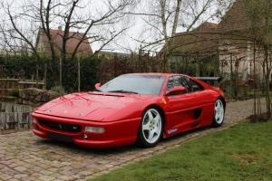 1995 Ferrari F355 Challenge Ex Lucien Guitteny