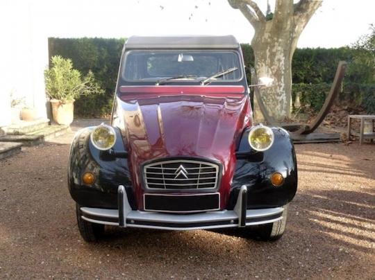 1990 citro n 2cv charleston classic car auction database. Black Bedroom Furniture Sets. Home Design Ideas
