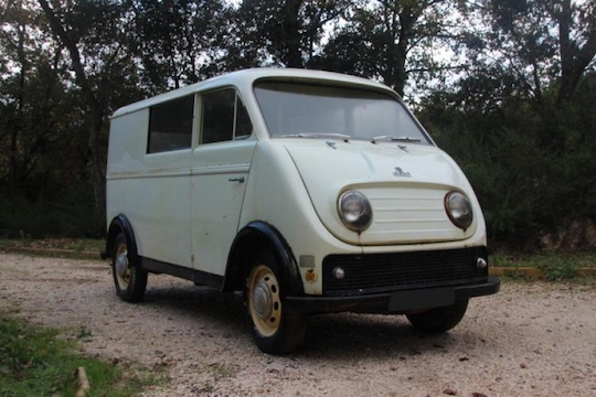 1961 Dkw Schnellaster 800 S Classic Car Auction Database