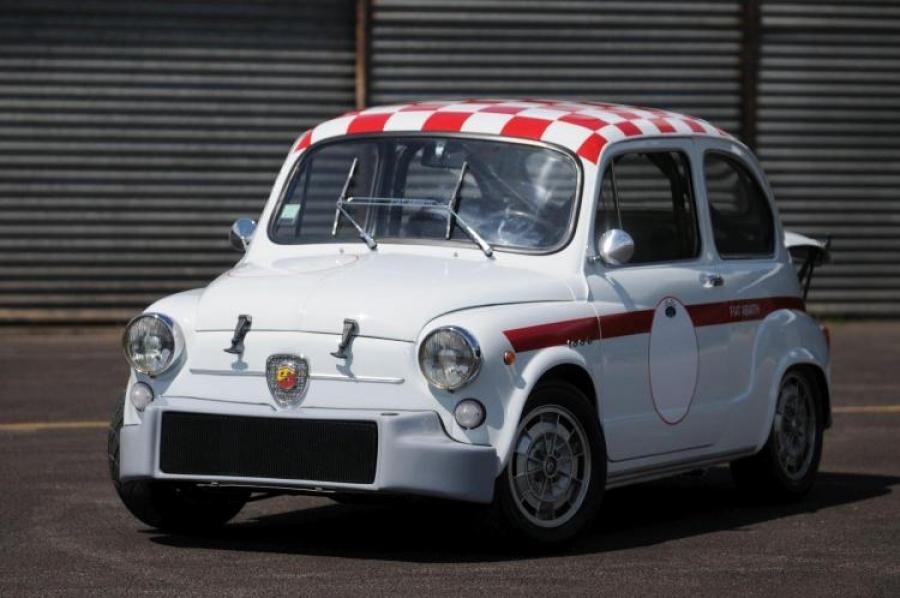 1966 Abarth 1000 Tc Berlinetta Corsa Classic Car Auction Database