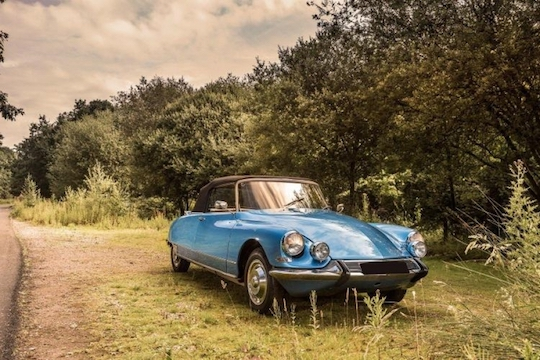 1965 Citroen Ds 19 Cabriolet Classic Car Auction Database