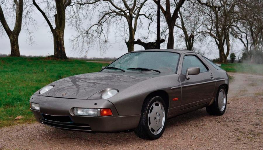 Porsche 928 S4 Bvm 1989 Classic Car Auction Database