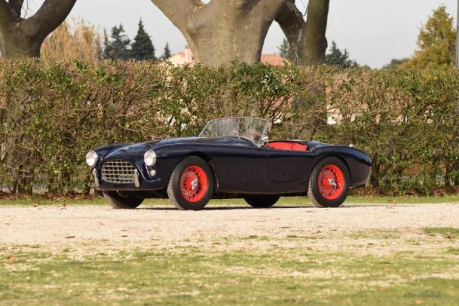1956 Ac Bristol Roadster Classic Car Auction Database