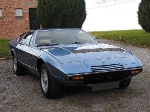 Elegant 1979 Maserati Khamsin