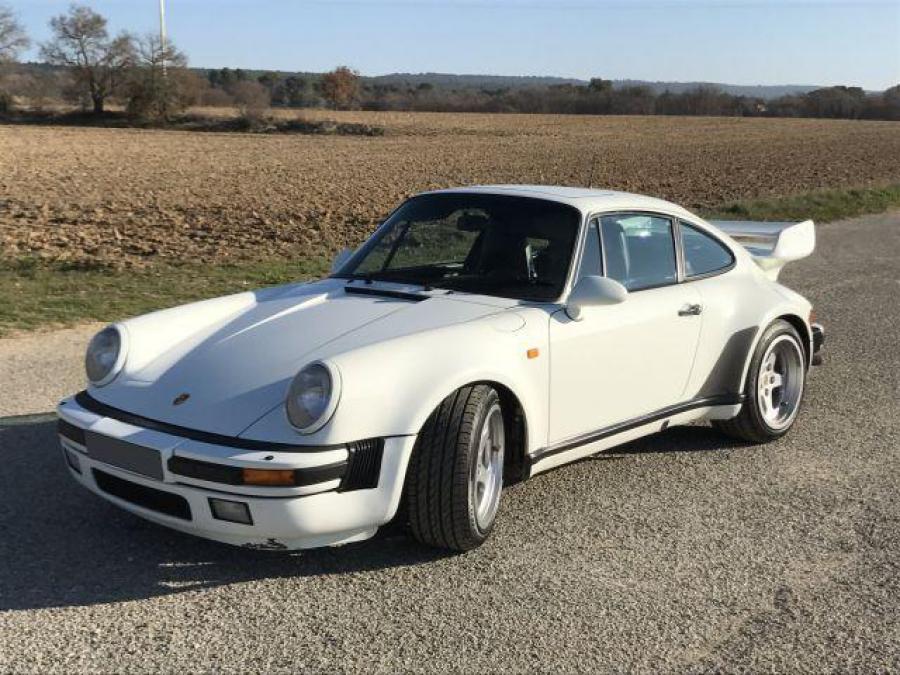 1989 Porsche 911 Turbo 34 L Ruf Classic Car Auction Database