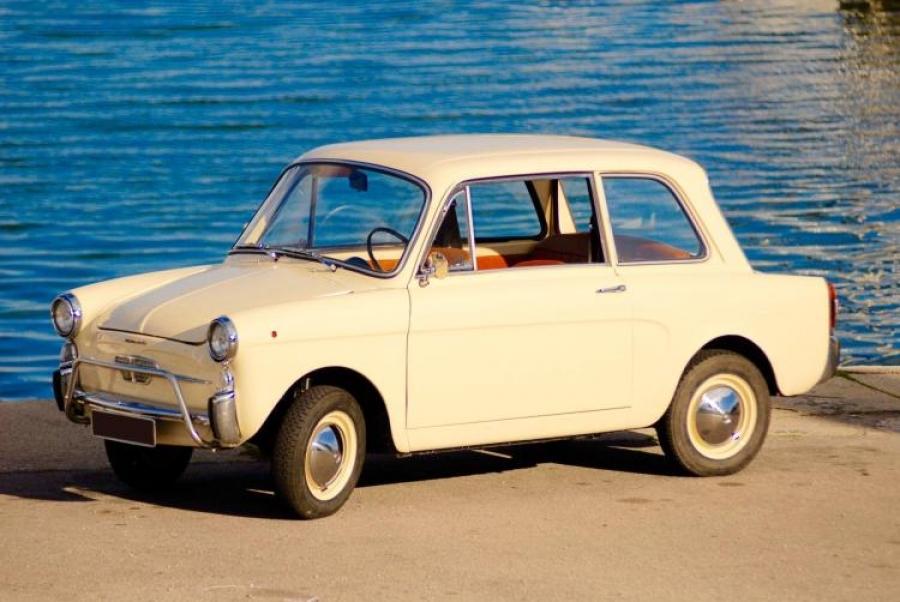 1967 Autobianchi Bianchina Lutèce Classic Car Auction Database