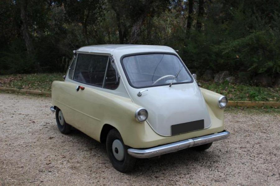 1957 Zündapp Janus 250 Classic Car Auction Database
