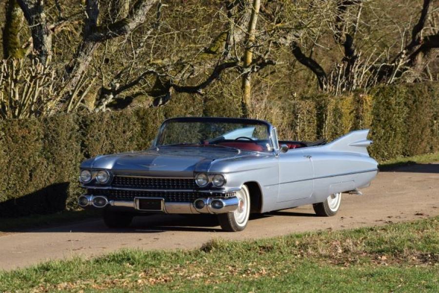 Cadillac 1959-1966 Eldorado Fleetwood Cross Country Coupe De Ville