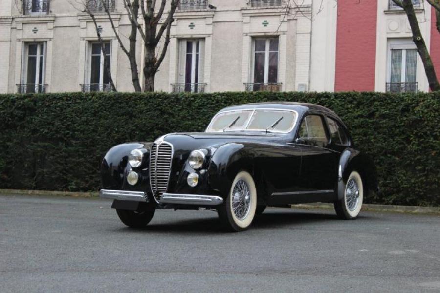 1951 Delahaye 135 M Coach Gascogne Par Dubos Classic Car Auction